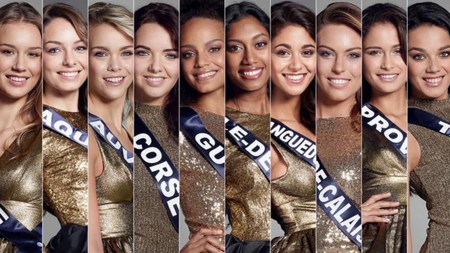 100% REVELATIONS SUR MISS FRANCE 2017