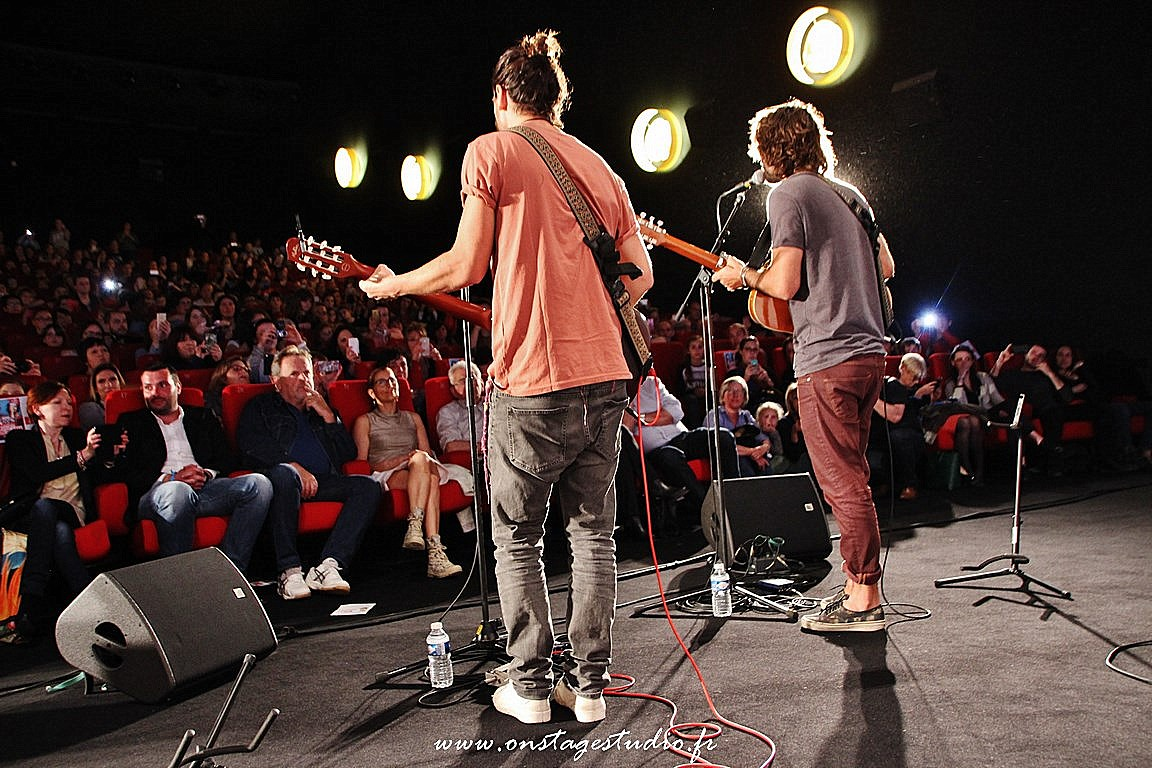 11 - Showcase Fréro Delavega