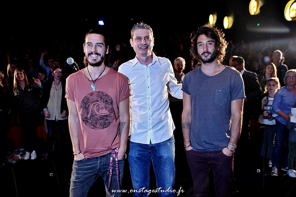 32 - Showcase Fréro Delavega