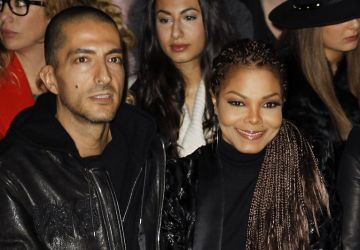 JANET JACKSON ATTEND SON PREMIER ENFANT !