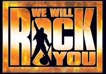 La nouvelle version de We Will Rock You de Queen