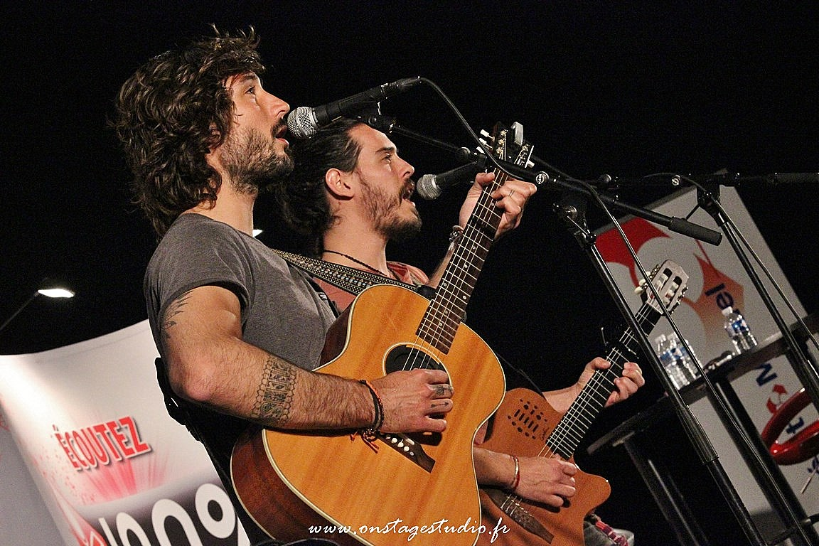 23 - Showcase Fréro Delavega