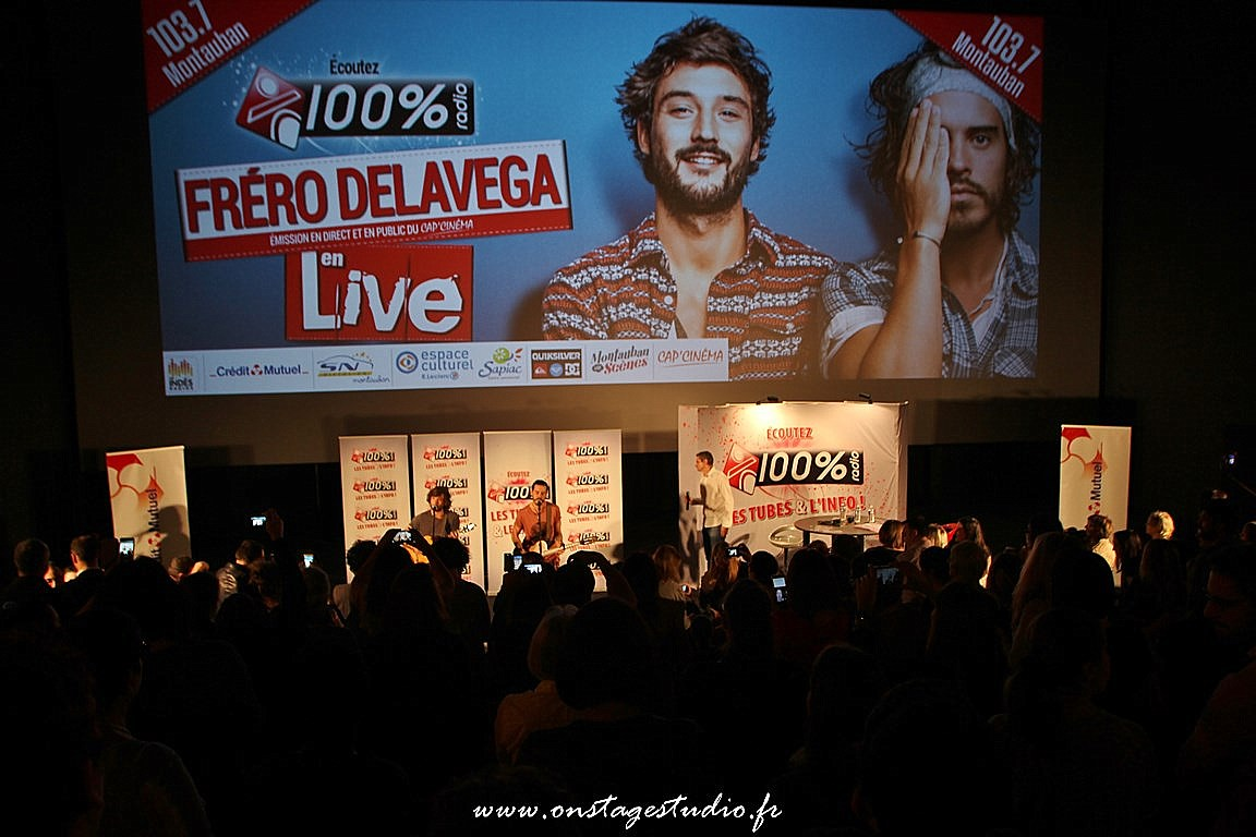 31 - Showcase Fréro Delavega