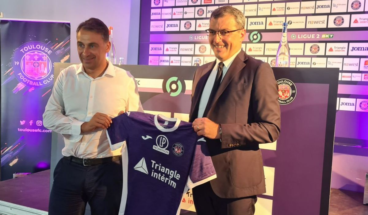 Le Toulouse Football Club, plus gros budget de Ligue 2